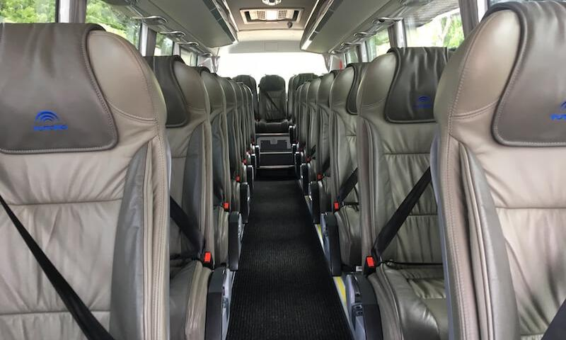 coach seating