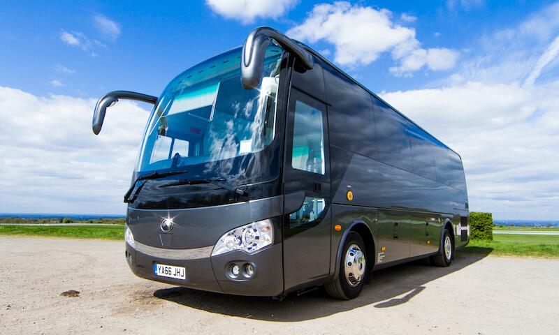 35 seater coach for hire