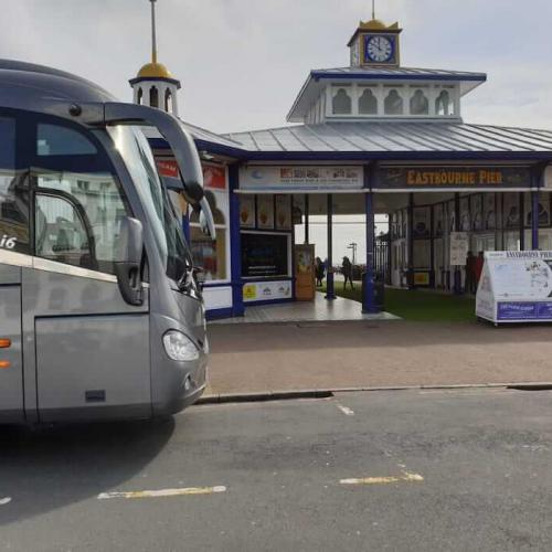 Coach trips to the seaside