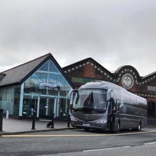 Coach hire for cultural days out