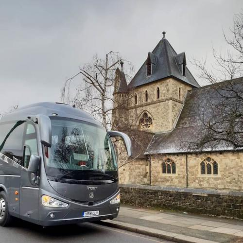 Coach hire for church trips