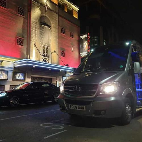 Luxury Coach hire for parties