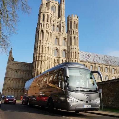 Coach hire for tours