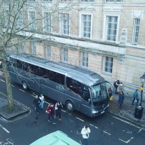 Coach hire for school trips