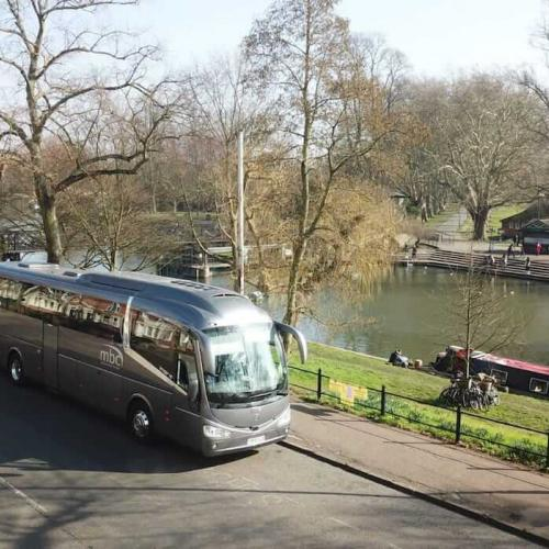 Private luxury coach hire for days out