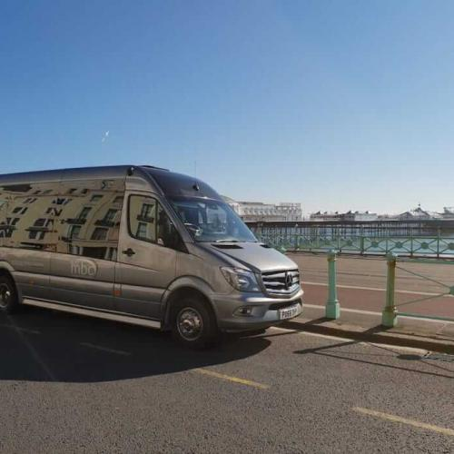 Minibus hire for days out